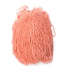 Seedbead 10/0 Orange Color Lined Strung Terra Color